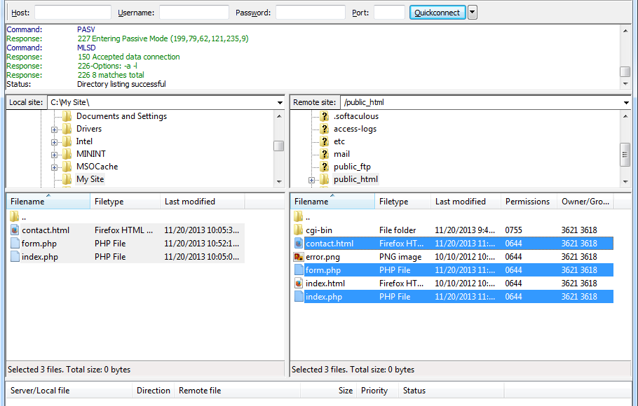 FileZilla | KnowledgeBase
